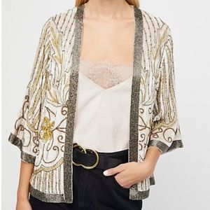 Spell & the Gypsy Collective Elsa Beaded Jacket